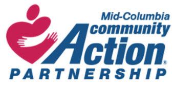 Mid-Colombia Community Action Partnership logo