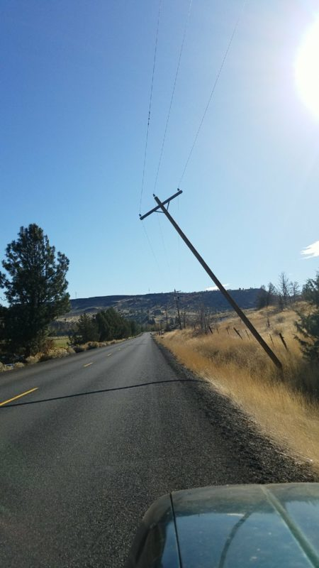 GM Message on Nov  1 outage in Tygh Valley – Northern Wasco County PUD