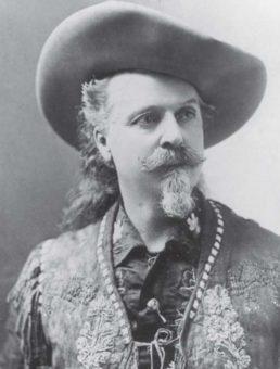 Buffalo Bill. Courtesy Library of Congress