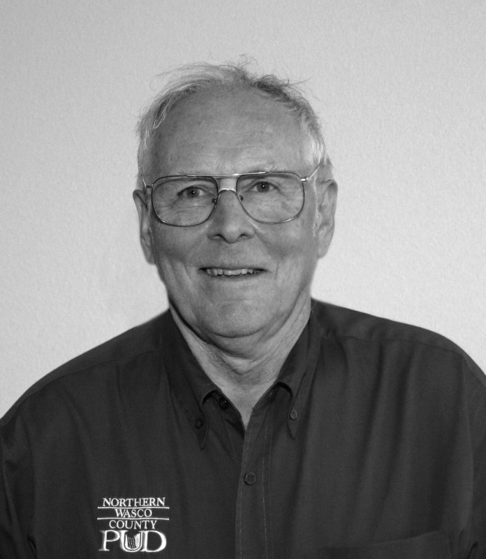 Clay Smith, Northern Wasco County PUD Director since 2003, died May 5.